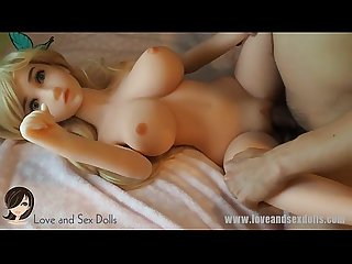 Sex doll compilation 3 different dolls 2 blonds 1 brunette tpe silicone bl