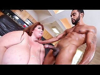 Bbc cum on bbw compilation Hd porn video