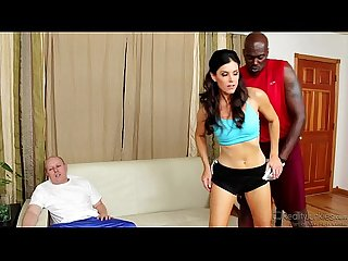 India Summer Nailed By Huge Black
