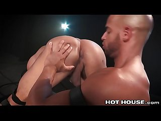 Hot Mixed Raced Boys Sean Zevran & Beaux Banks Fuck Nice!