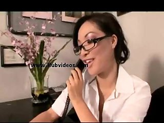 Asa akia secretary asian sex video