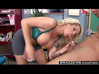 Brazzers - Big Tits at School - Paying Her Union Dues scene starring Brooke Haven and Seth Gamble
