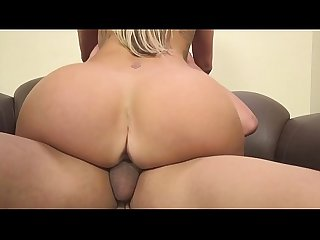 MILF with INCREDIBLE ASS Nikki Nine gets her FIRST BLACK COCK & LOVES IT!
