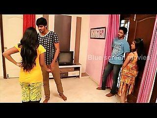 Mamatha romantic bed room scenes a new latest romantic telugu short film 2016