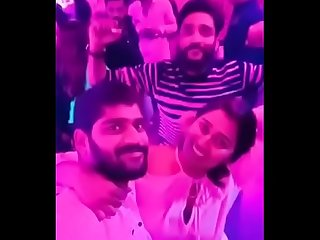 Swathi naidu night life dancing in pub