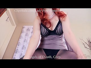 Vampire Succubus Executrix Sampler Part1 by Lady Fyre
