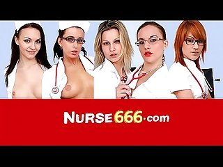 Hirsute cunt amanda vamp is sexy nurse
