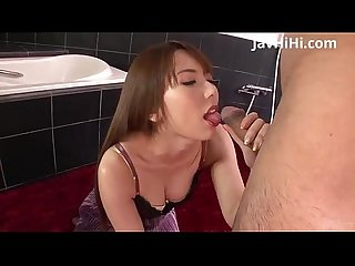 Sexy asian girl blowjob by naughty yui hatano