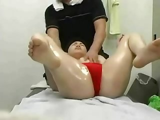 Asian massage happy ending 1