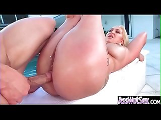 Huge ass sexy girl Nina kayy love deep hard anal intercorse video 25