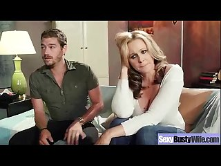 Hard Sex On Tape With Slut Bigtis Housewife (julia ann) mov-16
