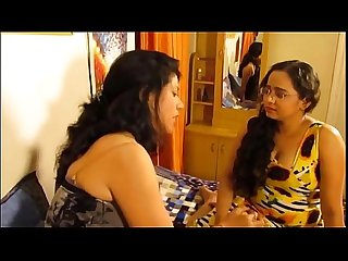 Two indian Bhabhi hot lesbian sex