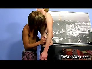 Young teen twink boy gay porn tube Nick Duvall isn't interested in