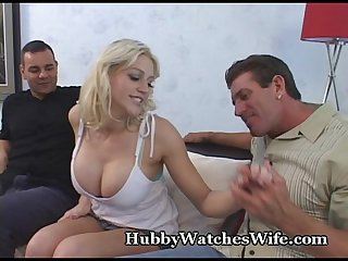 Jack Watches His Big Titty Wife