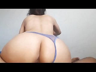 White egyptian girl with big ass loves to fuck