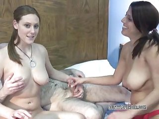 Lavender and Mariah share a cock