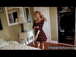 Stepsis anally rides dick