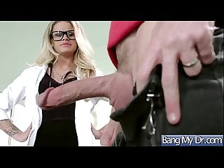 Slut Patient (jessa rhodes) Get Sex Hard Treat From Doctor clip-26