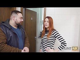 Hunt4k period acquista la moglie di uno sconosciuto al centro commerciale