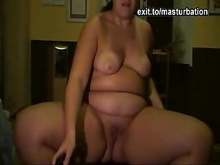Bbw mom petra toying for my msn friend