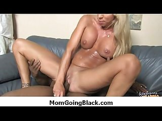 Interracial hard bang black monster in tight wet pussy 33