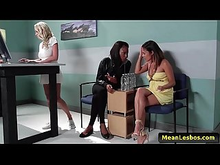 Hot Mean Lesbians - Major Trust Issues with Kaylani Lei & Madison Scott & Marie Luv 01
