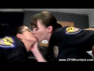 Women cops get pussy fucked