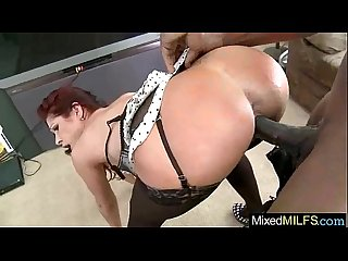 Interracial Sex With Big Black Dick In Horny Milf (tiffany mynx) mov-29