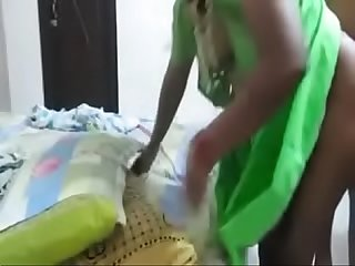 My maid saroja doggy style fuck video