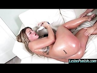 Hot Lesbian Get Hard Punish With Sex Toys By Mean Lez Girl (abella&kissa) vid-02
