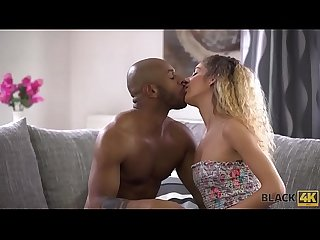 Black4k huge dick of black driver makes sweet girl moan of pleasure