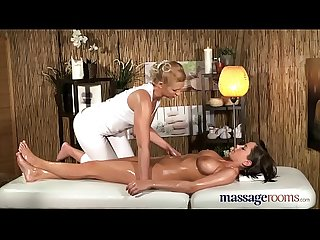 Massage rooms young big tits lesbian enjoys Hot blonde Teen Sex