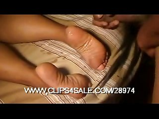 Ms t footjob from toes and soles productions com