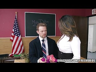 Brazzers sex education with danica dillan