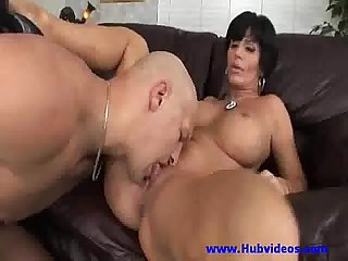 Hot Busty Mature Shay Fox Banging