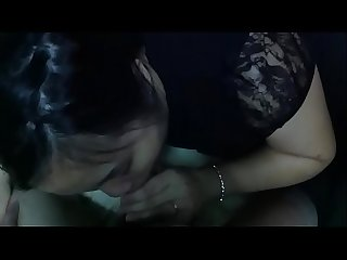 Thai lady blowjob with friend
