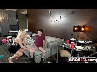 Horny step mom gets slammed katie morgan