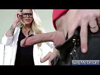 Action scene between nasty doctor and horny patient jessa rhodes movie 19