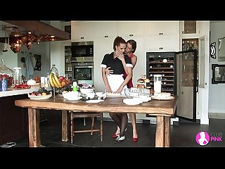 Lesbian seduces her maid viv thomas hd