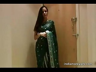 Indian babe jasmine Sari sex
