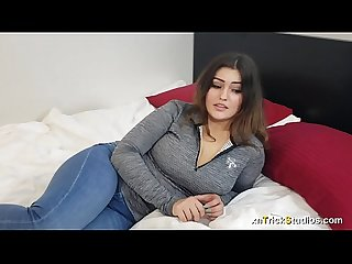Thick Kennedy Taylor Original Massage & Interview