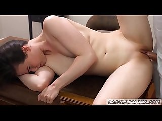 Teen creampie and chubby cum in pussy I have always been a respected