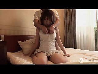 Hotel sex with a sexy Japanese MILF