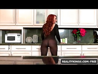 Realitykings milf hunter janet mason levi cash sexy back in black