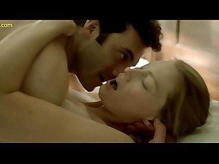 Alyssa sutherland nude sex scene in the mist series scandalplanet com