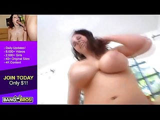Bangbros monsters of cock classic with gianna michaels and preston parker