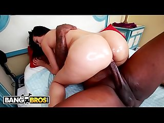 Bangbros latin milf sheila marie takes Rico strong S big black cock