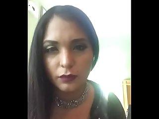 Nidia Garcia La Famosa y Sensual Mujer Policia - Hot Latin Real Police Woman 2019