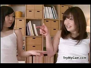 Japanese sluts shows pussies at trymycam com