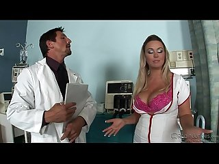 Abbey brooks pervert doctor fucks nurse